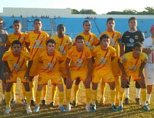 JV Lideral - sub-19 - 2013 (Foto: Divulgação/JV Lideral)
