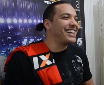 Wesley Safadão no Acre (Foto: Duaine Rodrigues)