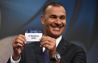 Barça pega PSG, Real foge de gigantes e Arsenal encara o Bayern nas oitavas