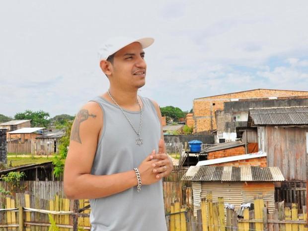 Bruno B.O Rapper (Foto: Divulgação)