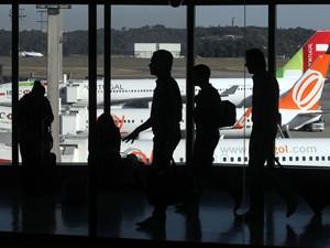 Aeroporto de Guarulhos (Foto: Evelson de Freitas/Estadão Conteúdo)