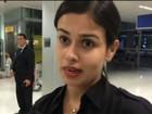 Passageiros de voo da TAM que teve ameaça de bomba chegam ao Brasil