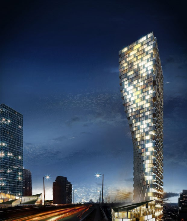 Exposicao traz a obra do arquiteto Bjarke Ingels (Foto: divulgação)