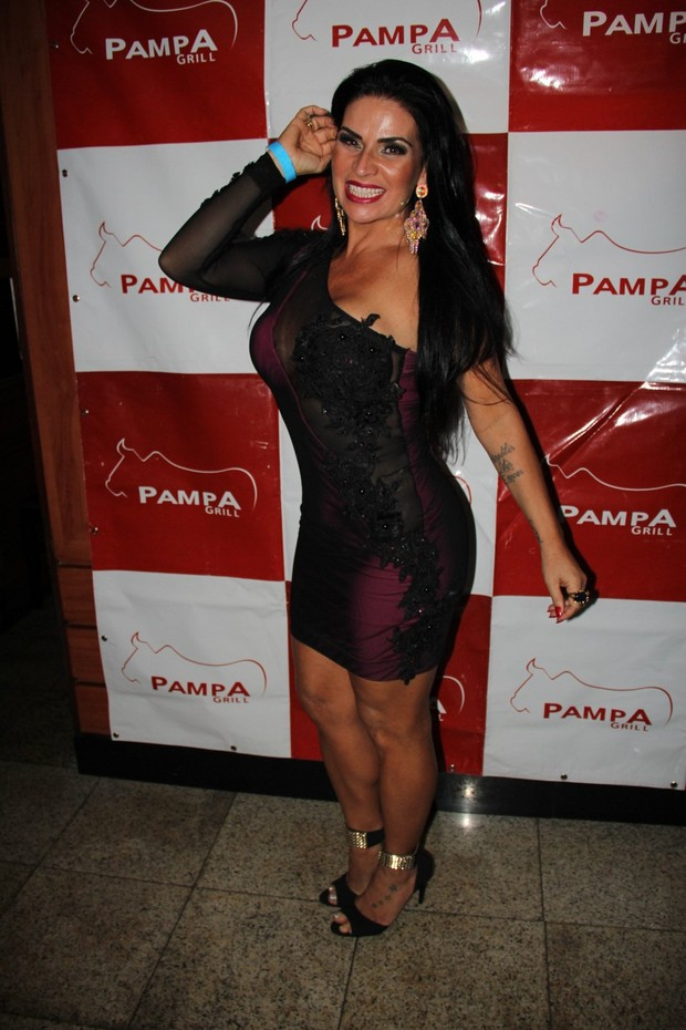 Solange Gomes (Foto: Marcello Sá Barreto / AgNews)