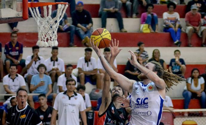 São José Basketball x Cravinhos (Foto: Arthur Marega Filho/São José Desportivo)