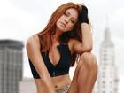 Marina Ruy Barbosa sobre boa forma: 'Não me sentia confortável com corpo'