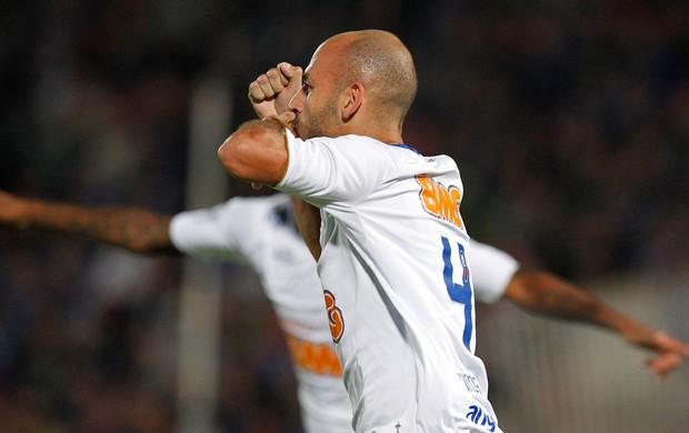 Bruno Rodrigo gol Cruzeiro (Foto: Reuters)