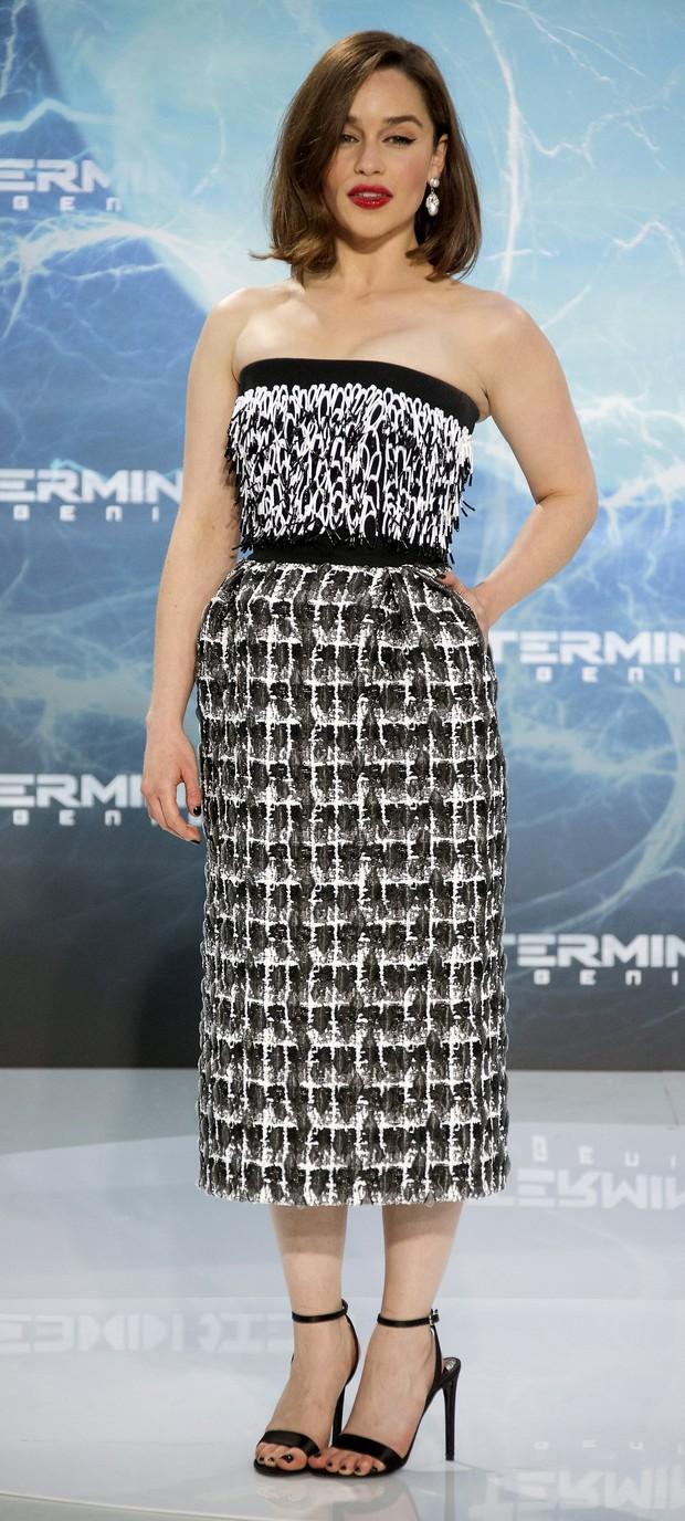 Emilia Clarke (Foto: Agência Reuters)