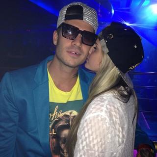 Mateus Verdelho e Bárbara Evans (Foto: Reprodução/Instagram)