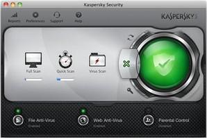 kaspersky security for mac