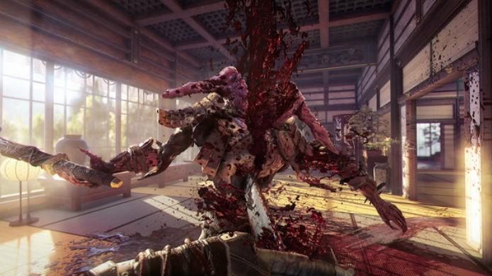 Shadow Warrior 2: a Flying Wild Hog já tinha boa experiência com a série (Foto: Divulgação/Devolver Digital)