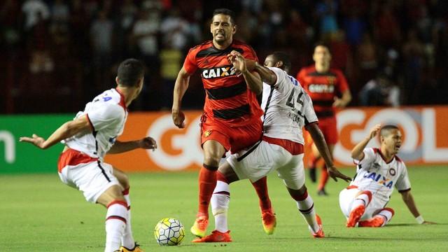 Resultado de imagem para Sport x Atlético-PR  2016