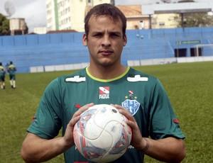 Matheus - goleiro do Paysandu (Foto: Marcelo Seabra/O Liberal)