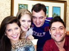 Ex-BBB Andressa janta com Nasser: 'Mais que especial!'