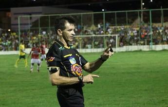 "CSA x Voltaço: árbitro da final defende ""jogo limpo"" e promete ""deixar seguir"""