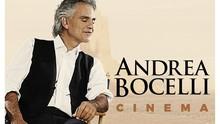 Andrea Bocelli faz show inédito em Curitiba, no dia 19 de outubro (Divulgação)