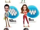 Ficou em 2015: Confira os famosos que perderam peso ao longo do ano