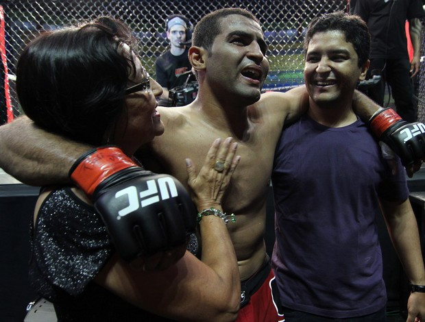 Neilson Gomes TUF Brasil 2 The Ultimate Fighter UFC (Foto: Getty Images)