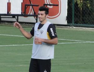 Dátolo treino Atlético-MG (Foto: Léo Simonini)