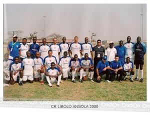 Técnico China Angola (Foto: Arquivo Pessoal )