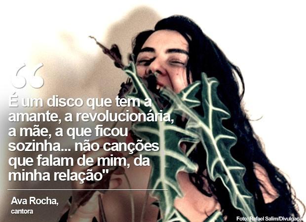 A cantora Ava Rocha (Foto: Rafael Salim/Divulgação)
