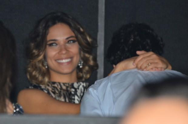 Bia Antony com affair (Foto: Caio Duran / AgNews )