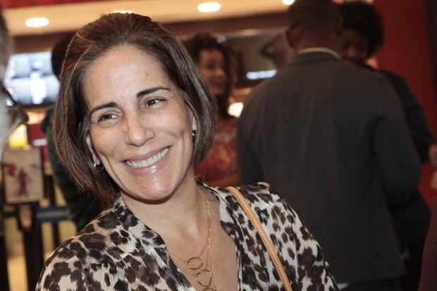 Gloria Pires (Foto: Isac Luz / EGO)