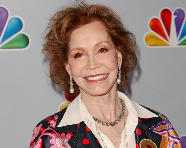 Mary Tyler Moore no 'Tribute To America's Golden Girl' em 2012 em Los Angeles, California. (Foto: Agência Getty Images)