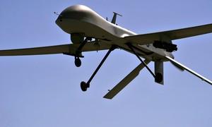 Drone militar americano cai no sudeste da Turquia