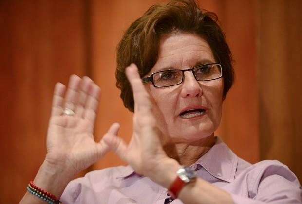 Encontros com Dra. Ana Maria Escobar (Foto: Cleiby Trevisan)