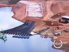 Volume de armazenamento de represa do Cantareira chega a zero