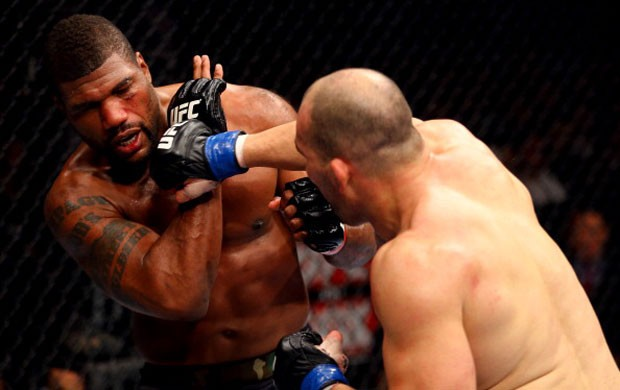 Glover Teixeira x Rampage Jackson (Foto: Getty Images)