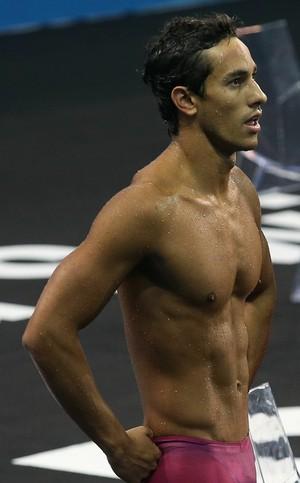 Henrique Martins- Mundial de natação em Doha (Foto: Satiro Sodré/SSPRESS)