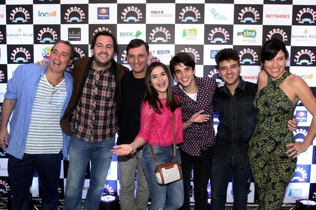 """Pré-estreia de """"Carrossel – O Filme"""" (Foto: Alexander Palarea / AgNews)"""