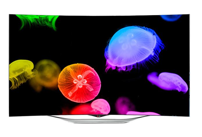 TV OLED da LG disponível no Brasil tem 55 polegadas, resolução Full HD e preço bem superior a aparelhos do mesmo tamanho, resolução 4K e tela LED (Foto: Divulgação/LG)