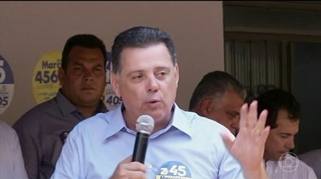 Operação da PF vai a endereços do ex-governador de Goiás, Marconi Perillo, do PSDB