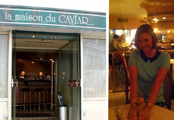Top 3 rest s que os parisienses adoram e que poucos - Maison du caviar paris ...