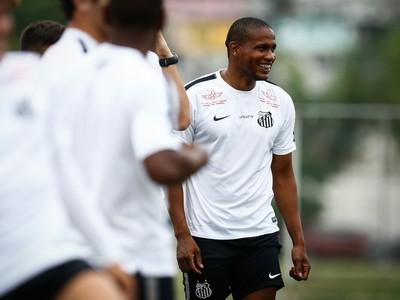 Valencia Santos (Foto: Ricardo Saibun / Santos FC)