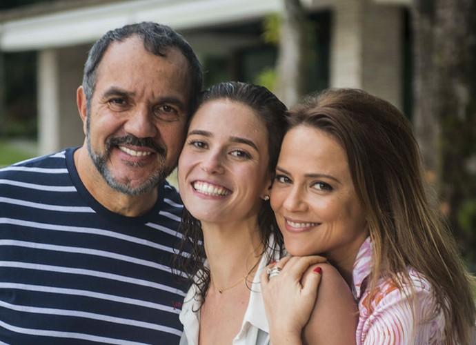 Para os pais, Sofia sempre foi perfeita (Foto: Renato Rocha Miranda/Globo)
