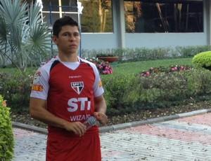 Osvaldo São Paulo (Foto: Marcelo Prado)