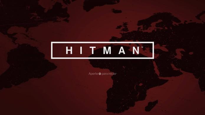 Novo Hitman funciona com contratos online (Foto: Reprodução/Felipe Vinha)
