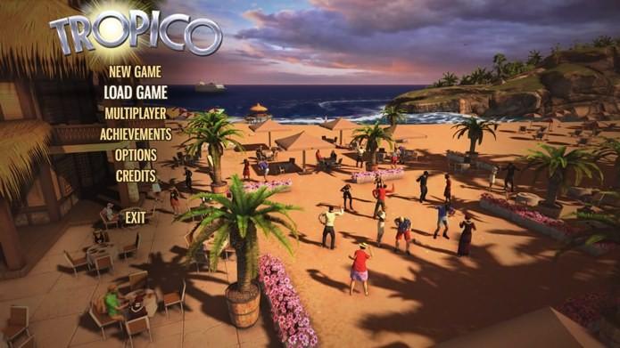 Tropico 5 é um jogo de construção de administração de um pequeno país (Foto: Reprodução / Dario Coutinho)