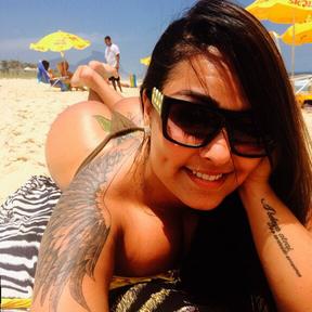 Mulher Melancia (Foto: Reprodução/Instagram)
