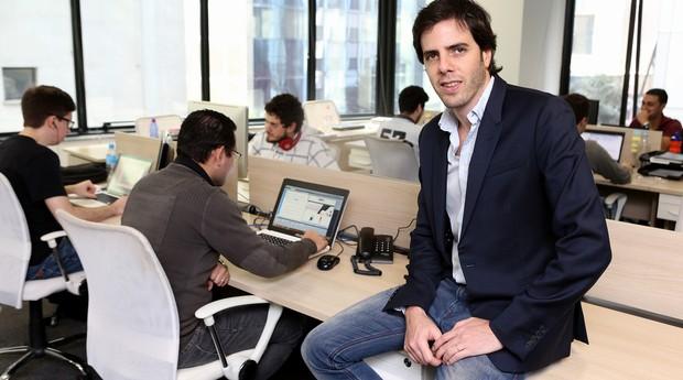 Isaac Ezra, um dos fundadores da startup ShopBack (Foto: Divulgação)