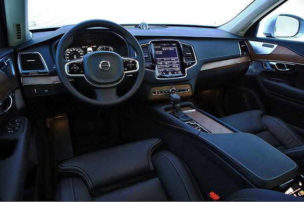 Volvo XC90 Inscription (Foto: Volvo)