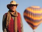 Domingos Montagner faz aniversário e afirma: 'Não me fixo na ideia de ser galã'