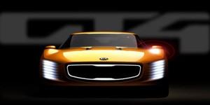 Kia GT4 Stinger (Foto: Divulgação)