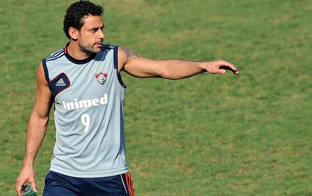 Fred, Fluminense (Foto: Dhavid Normando / Photocamera)