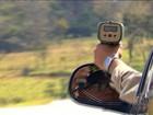 Motorista é flagrado em GO a quase 170 km/h: 'Não foi um bom exemplo'
