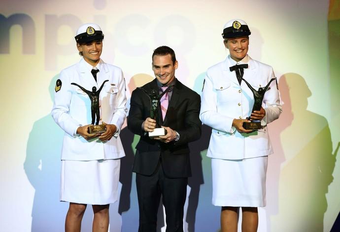 Arthur Zanetti, prêmio Brasil Olímpico (Foto: André Durão / Globoesporte.com)